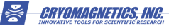 Cryogenic Instrument Industry Resources cryomagnetics logo