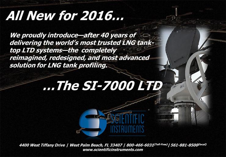 Model SI-7000 LTD Tank Gauging System