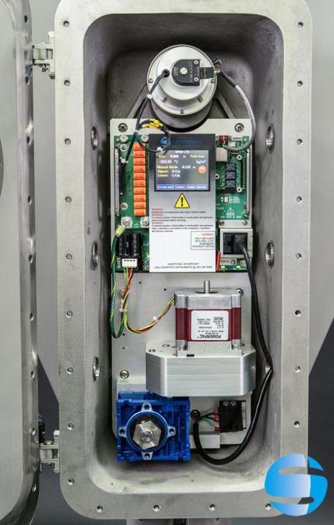 scientific instruments Model SI-7000 LTD Tank Gauging System Probe